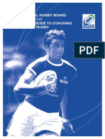 Coaching Rugby Sevens Manual