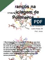 Reciclagem de Polimeros