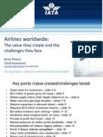 Aviation Advocacy Economics 2013 December