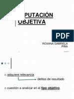 IMPUTACIÓN OBJETIVA clases de elementos 2009 - copia.ppt