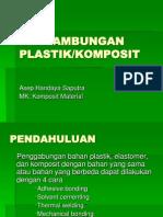 Penyambungan Plastik Komposit