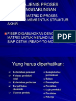 (3) Komposit Manufaktur