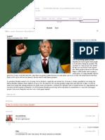B1 Nelson Mandela