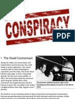 Space Conspiracy -Keča