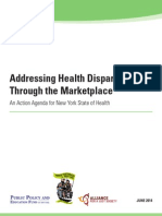 Addressing Health Disparities Through the Marketplace