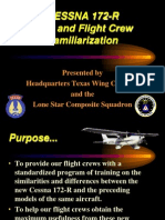 C172R Familiarization Course