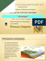 PROCESOS  EXÓGENOS lLISTO