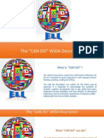 the can do wida descriptors