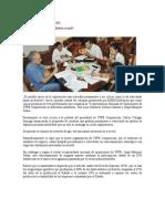 Exploración PERMANENTE Cambiara a La Bolivia Actual