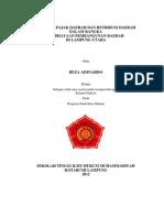 pajak daerah
