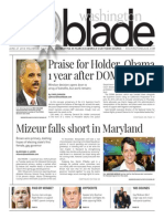 Washingtonblade.com, Volume 45, Issue 26, June 27, 2014