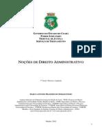 Nocoes de Direito Administrativo (1)