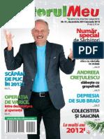 Doctorul Meu Nr. 31 Decembrie 2011-Ianuarie 2012