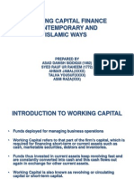Eoif Working Capital Finance