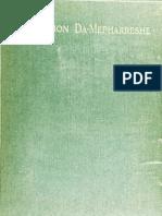 Evangelion Da-mepharreshe Vol 1 [Curetonian] - Crawford Burkitt