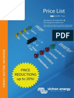 WEB_Pricelist Victron 2014-Q1 C Euro With Price Reductions in Red