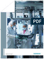 Project Management in the Pharma Industry Based on PM SBT A6V10084371 Hq En