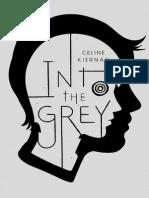 Into the Grey by Celine Kiernan Chapter Sampler