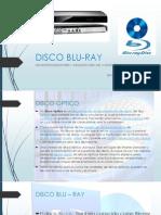 Disco Blu-ray Exposicion