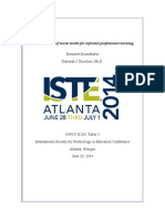 ISTE2014 Research Roundtable Fucoloro Handout