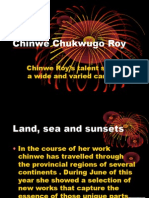 All About Chinwe Roy