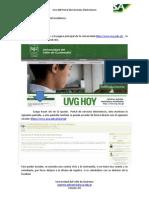 1. Ingreso Al Sistema Del Portal Academico 2.0