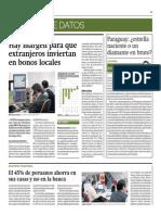 Hay Margen Para Que Extranjeros Inviertan en Bonos Locales_Gestión 26-05-2014