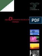 Dizionario tecnico della stampa