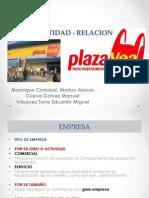 Plaza Vea - Base de Datos 1