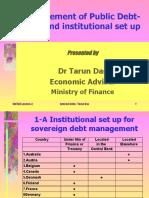 Public Debt Lecture-4 by Tarun Das