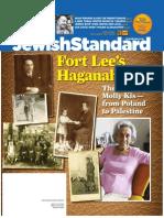 North Jersey Jewish Standard, June 27, 2014