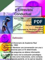 La Entrevista Conductual.ppt Tema 3