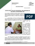 25/06/14 Dia Contra El Abuso y El Trafico Ilicito de Drogas Istmo
