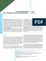 Angiodisplasia Endoscopy 2006 Oct 38(10)1036-9