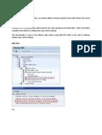 Invoice Split Logic in SAP