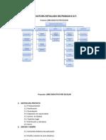 Estructura Detallada Deltrabajo Libros