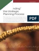 De-Stranding the Strategic Planning Process