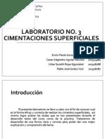 Laboratorio No. 3
