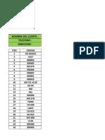 01 - Lista Actualizada Del 15 de Junio 2014