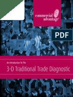 3-D Traditional Trayde Diagnostic