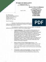 Keresztes Superintendent Agreement