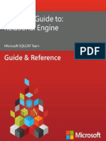 SQLCAT's Guide to Relational Engine
