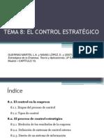 Tema 8 Control Estratgico