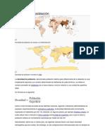 Densidad de Población