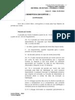 Aula 13 - Fábio Zambitte - Módulo Previdenciário - 23-05-12