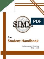 BonaSIMM Handbook