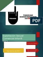 Comercio Sexual Infantil