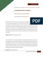 La Obesidad Infantil en México