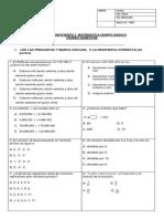 Prueba Coeficiente 2 Quinto Primer Semestre.doc