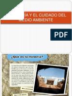 La Minería y El Cuidado Del Medio Ambiente.